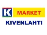 K-market Kivenlahti logo
