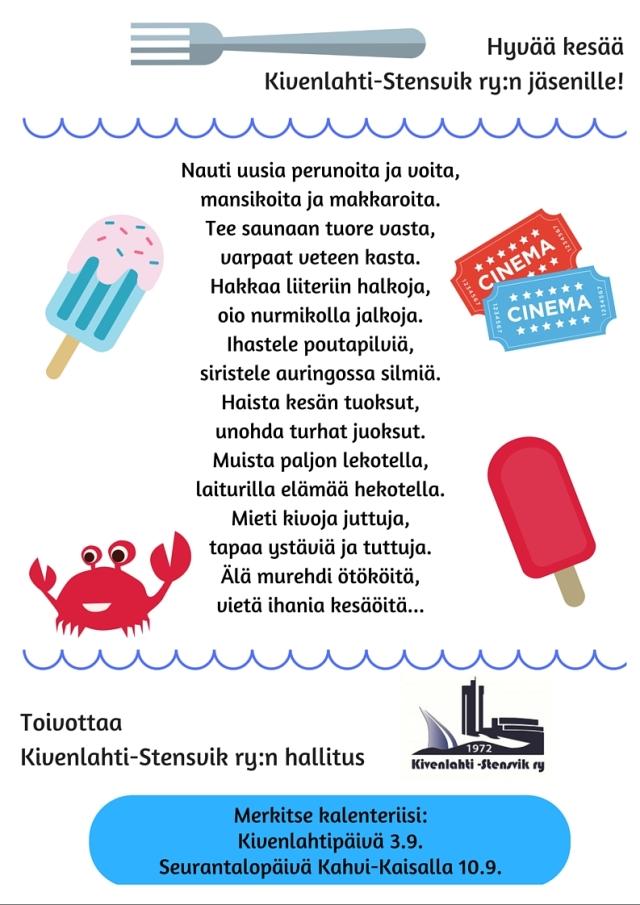 Hyvää_kesää