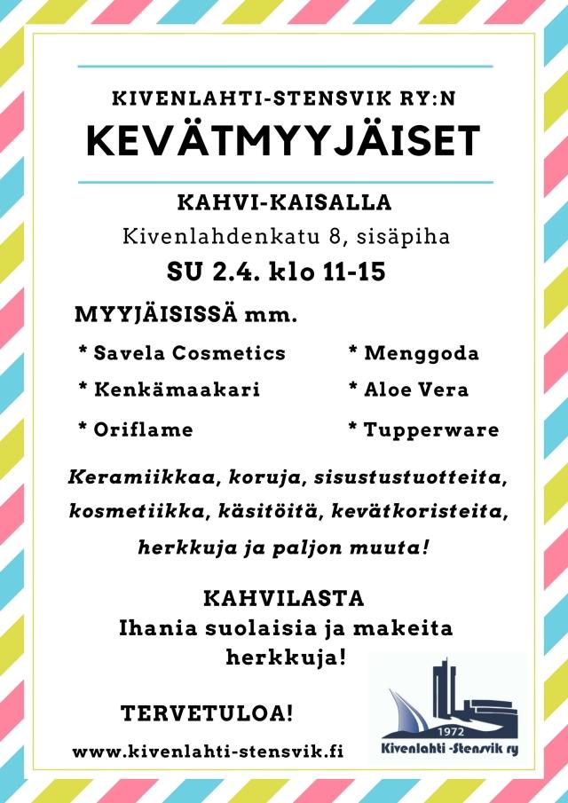 Kevätmyyjäiset_2017