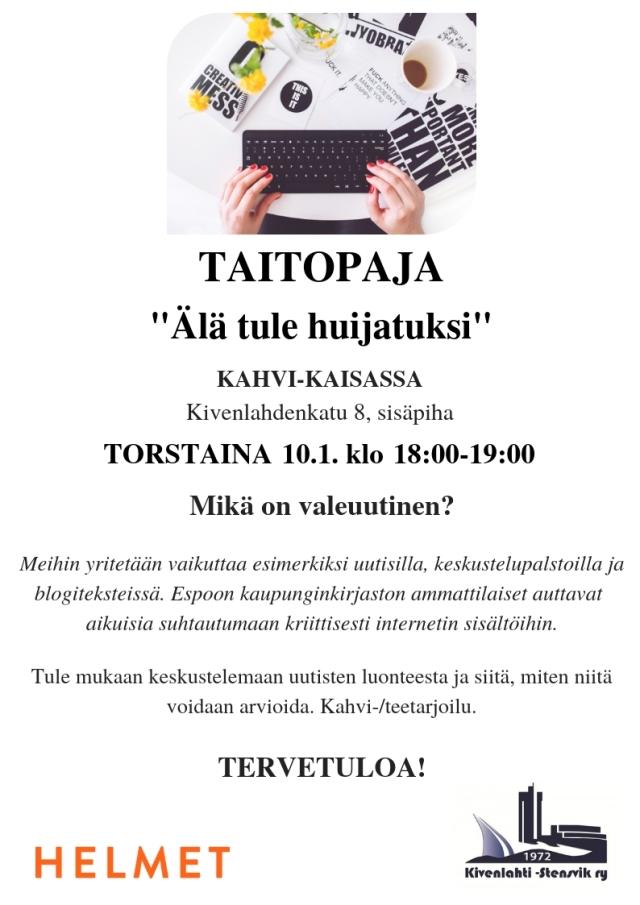 Taitopaja_10012019