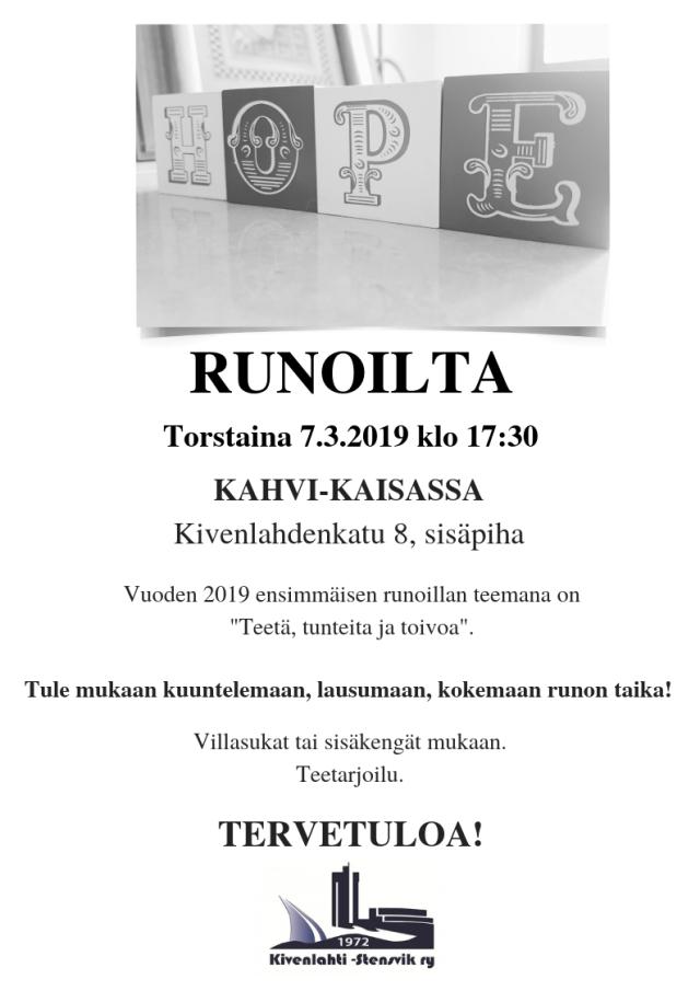 runoilta_7.3.2019