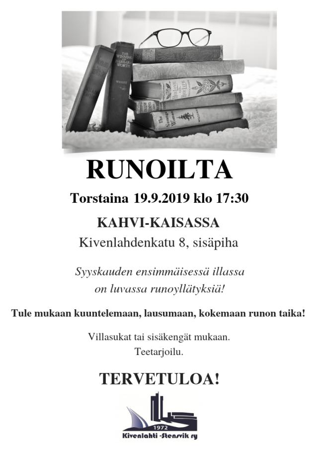 Runoilta_19.9.2019